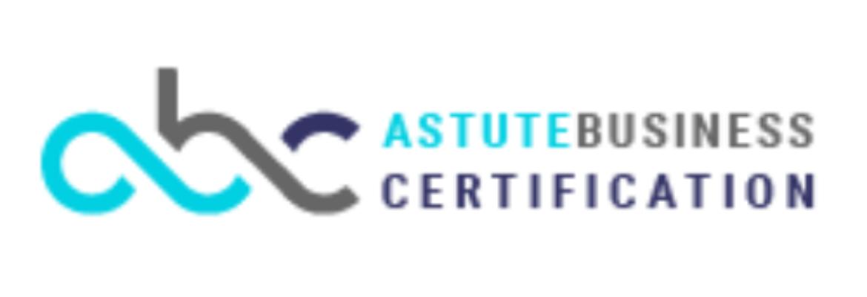 Astute Business Certification