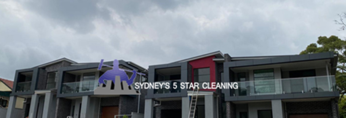 Sydney's 5 Star Cleaning