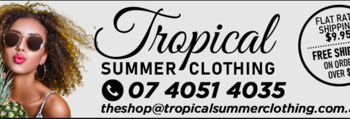Tropical Summer Clothing