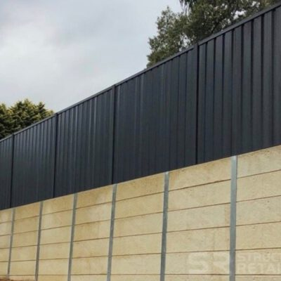 Structural Retaining Walls