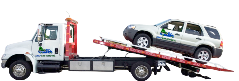 Zaap Car Removal Brisbane